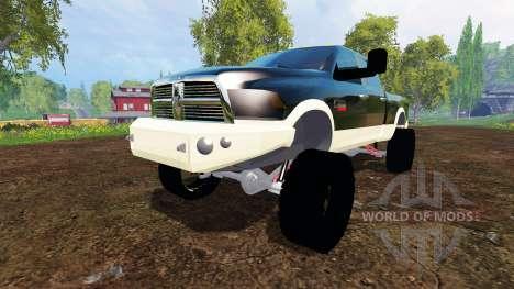 Dodge Ram 2500 для Farming Simulator 2015