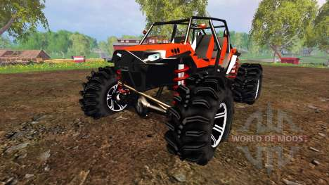 Polaris RZR XP 1000 для Farming Simulator 2015