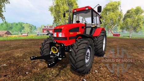Беларус-1221.4 v1.0 для Farming Simulator 2015