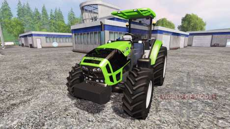 Deutz-Fahr 5250 TTV для Farming Simulator 2015