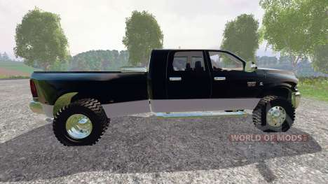 Dodge Ram 3500 v2.0 для Farming Simulator 2015