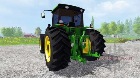 John Deere 7195J для Farming Simulator 2015