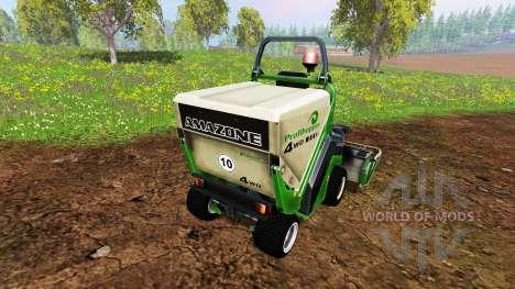 Amazone Profihopper v2.3 для Farming Simulator 2015