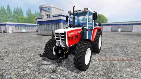 Steyr 8080A Turbo SK2 v1.0 для Farming Simulator 2015