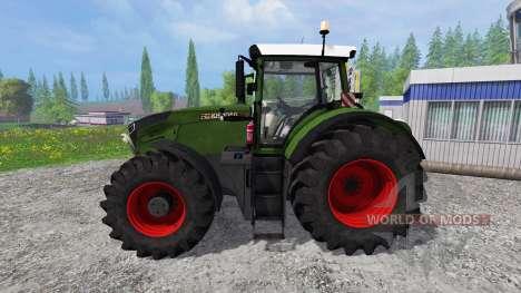 Fendt 1050 Vario v2.0 для Farming Simulator 2015