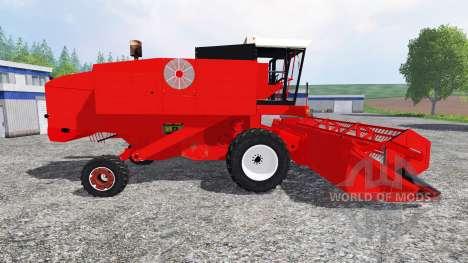 Laverda M152 для Farming Simulator 2015