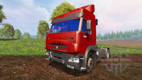 КамАЗ-5460М v2.0 для Farming Simulator 2015