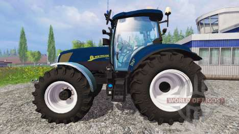 New Holland T7.270 v1.0 для Farming Simulator 2015