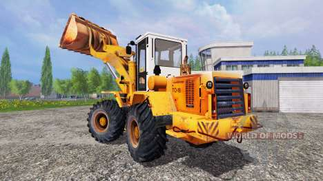 Амкодор ТО-18 для Farming Simulator 2015