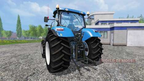 New Holland T6.160 v1.0 для Farming Simulator 2015
