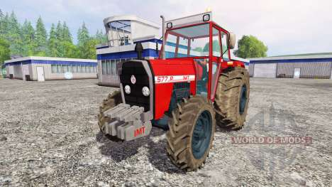 IMT 577 P для Farming Simulator 2015