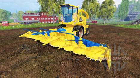 New Holland FX48 v1.1 для Farming Simulator 2015