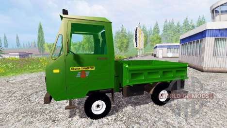 Multicar M25 [camion transport] для Farming Simulator 2015