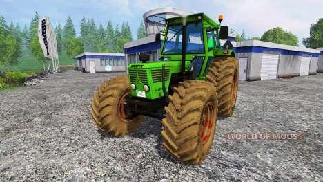 Deutz-Fahr D 13006A v1.1 для Farming Simulator 2015