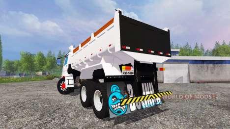 Volkswagen 18-310 [dump truck] для Farming Simulator 2015