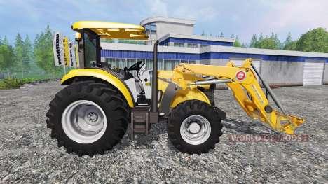 Challenger MT 495D v3.0 для Farming Simulator 2015