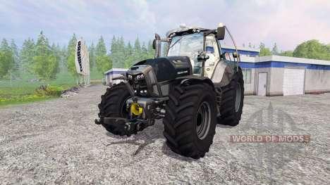 Deutz-Fahr Agrotron 7250 TTV Warrior v4.0 для Farming Simulator 2015