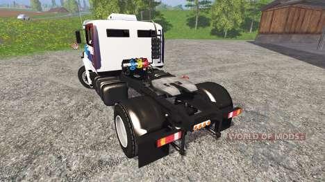 Mercedes-Benz 1934 4x2 для Farming Simulator 2015