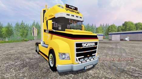 Scania STAX Concept 2002 для Farming Simulator 2015