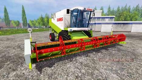 CLAAS Lexion 480 v1.1 для Farming Simulator 2015