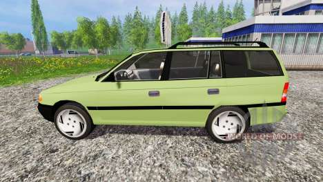 Opel Astra F Caravan [update] для Farming Simulator 2015