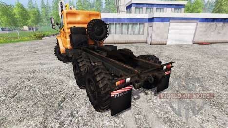 Урал Next для Farming Simulator 2015