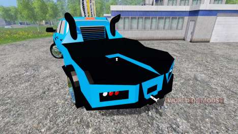 Dodge Ram 3500 [hauler] для Farming Simulator 2015