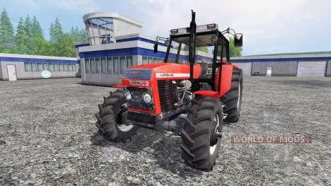 Ursus 1224 Turbo для Farming Simulator 2015