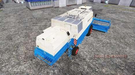 Fortschritt E 516 для Farming Simulator 2015