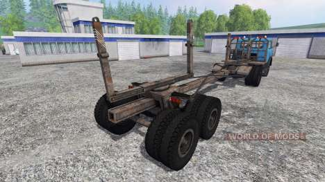 МАЗ-504 для Farming Simulator 2015