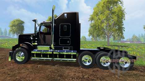 Kenworth T908 для Farming Simulator 2015