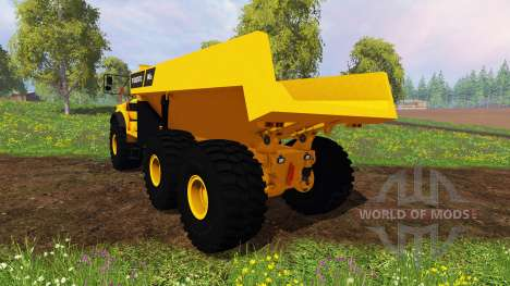 Volvo A40G 2014 v2.0 для Farming Simulator 2015