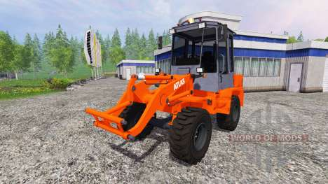 ATLAS AR-35 для Farming Simulator 2015