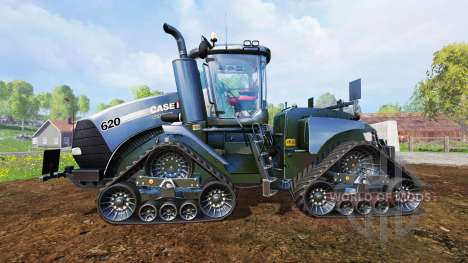 Case IH Quadtrac 620 Super Charger для Farming Simulator 2015