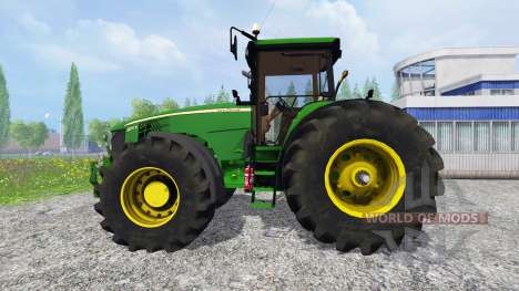 John Deere 8370R v1.3 для Farming Simulator 2015