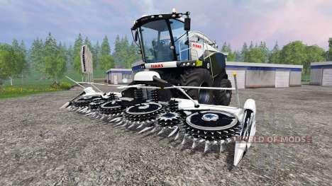 CLAAS Jaguar 870 [Black Edition] для Farming Simulator 2015