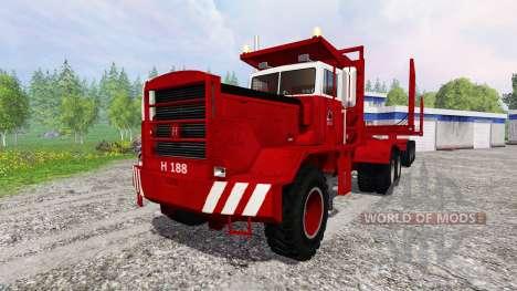 Hayes HDX для Farming Simulator 2015