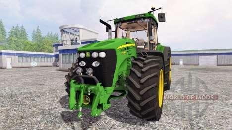 John Deere 7830 для Farming Simulator 2015