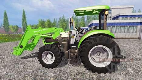 Deutz-Fahr 5250 TTV для Farming Simulator 2015