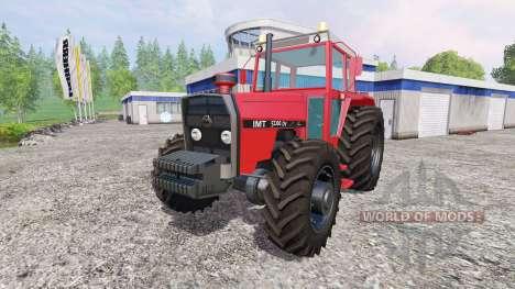 IMT 5100 DV для Farming Simulator 2015