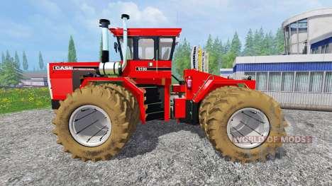 Case IH 9190 для Farming Simulator 2015