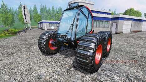 Geotrupidae v2.0 для Farming Simulator 2015