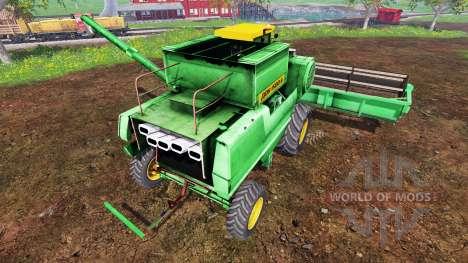 Дон-1500Б для Farming Simulator 2015