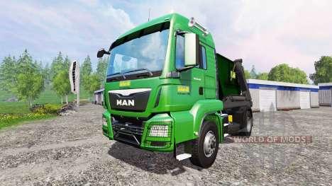 MAN TGS 18.440 [Gafner AG] для Farming Simulator 2015