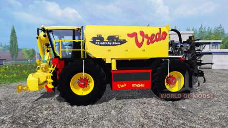 Vredo VT 4546 для Farming Simulator 2015