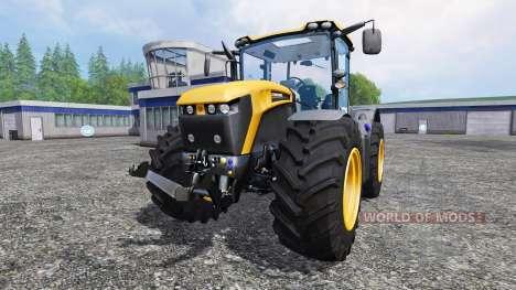 JCB 4220 для Farming Simulator 2015