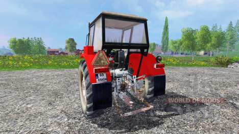 Ursus C-360 [edit] для Farming Simulator 2015