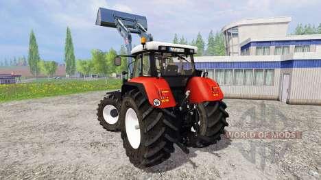 Steyr CVT 6195 для Farming Simulator 2015