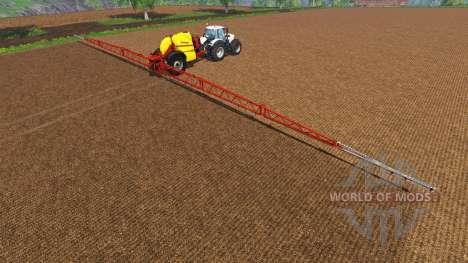 Kverneland Rau Phoenix В40 для Farming Simulator 2015