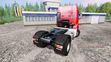 MAN TGS 18.440 4x2 для Farming Simulator 2015